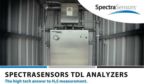SpectraSensors TDL Analyzers